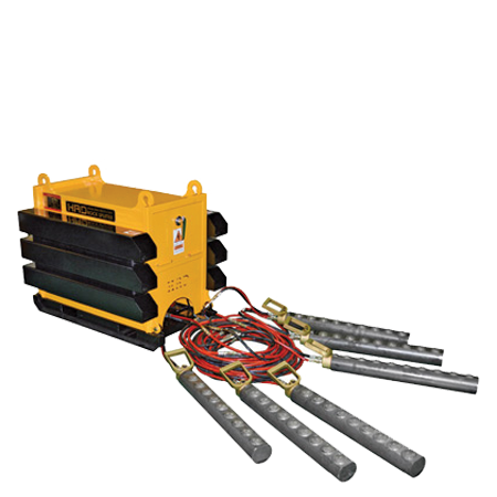 HRD-80 Hydraulic Rock Splitters