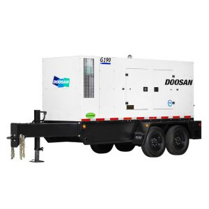 G190 (150kW) Portable Diesel Generator
