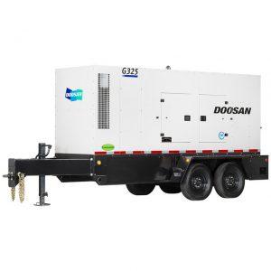 G325 (260kW) Portable Diesel Generator