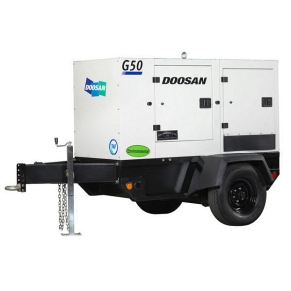 G50 (40kW) Portable Diesel Generator