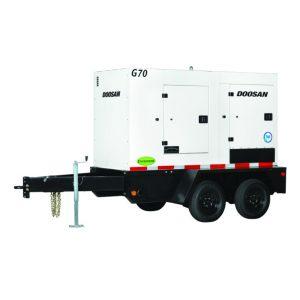 Image of G70 (60kW) Portable Diesel Generator