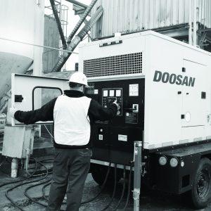 G25 (20kW) Portable Diesel Generator