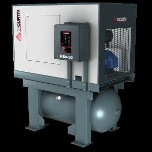 RS Series Compressor 15–300HP