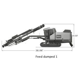 Epiroc SmartROC T40 Drill Rig