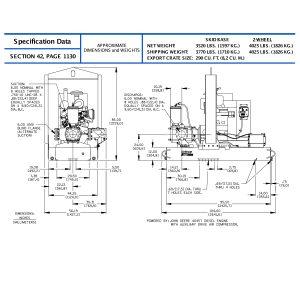 """GR PA(Prime Aire)6C60  6"""" Pump"""