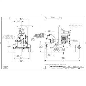 PAH4B60-4045H 6X4 HIGH PRESSURE