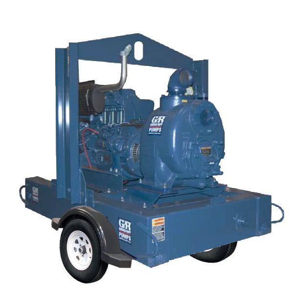 GR 4x4 Super T Pump