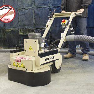 EDCO DUAL-DISC FLOOR GRINDER