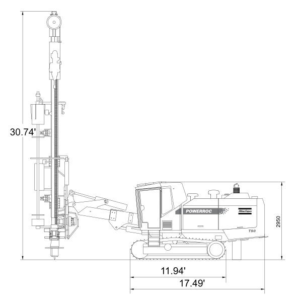 PowerROC T50 - Walter S. Pratt & Sons, Inc on