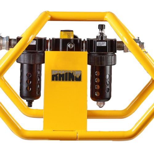 Filter-Regulator-Lubricator with Carrier Model # 225005