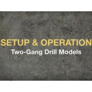 EZ Drill Single Gang