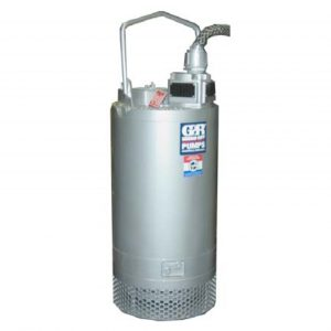 """Sub Pump 4""""x4"""" S4C1 SlimLine 230V 10HP"""