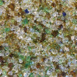 GlassOx AbrasivesTM 10x40, 50lbs Bag