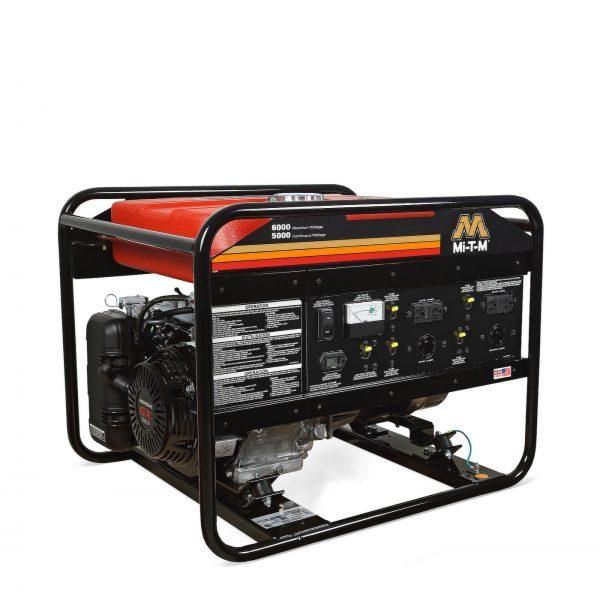 6000-Watt Gasoline Generator - GEN-6000-OMHO