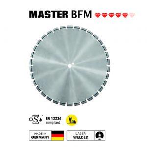 """Samedia BFM Master 20"""" Concrete Saw Blade"""