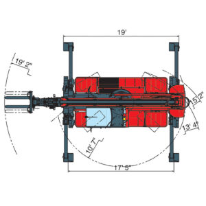 Magni Rotating TeleHandler 6.26